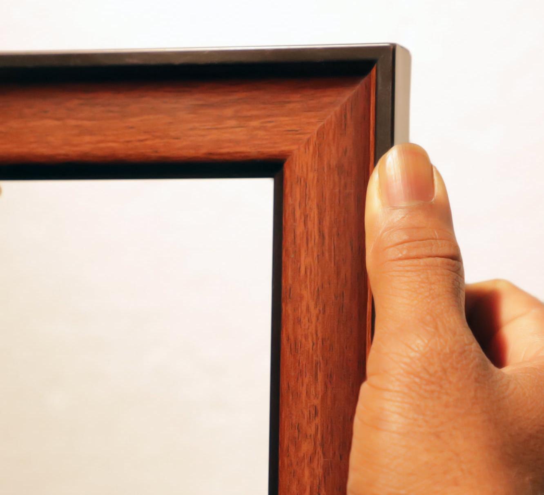 online custom frame materials